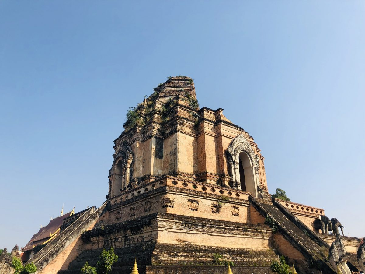 travelling to Chiang Mai Old City