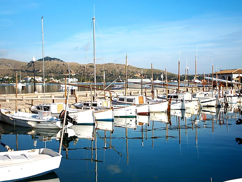 Mallorca port