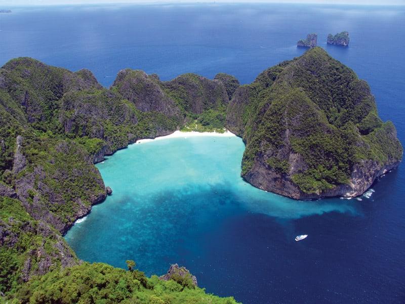 maya bay tourism