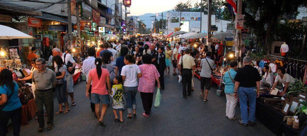 Chiang Mai Old City markets