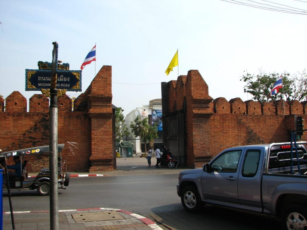 Chiang Mai Old City sightseeing