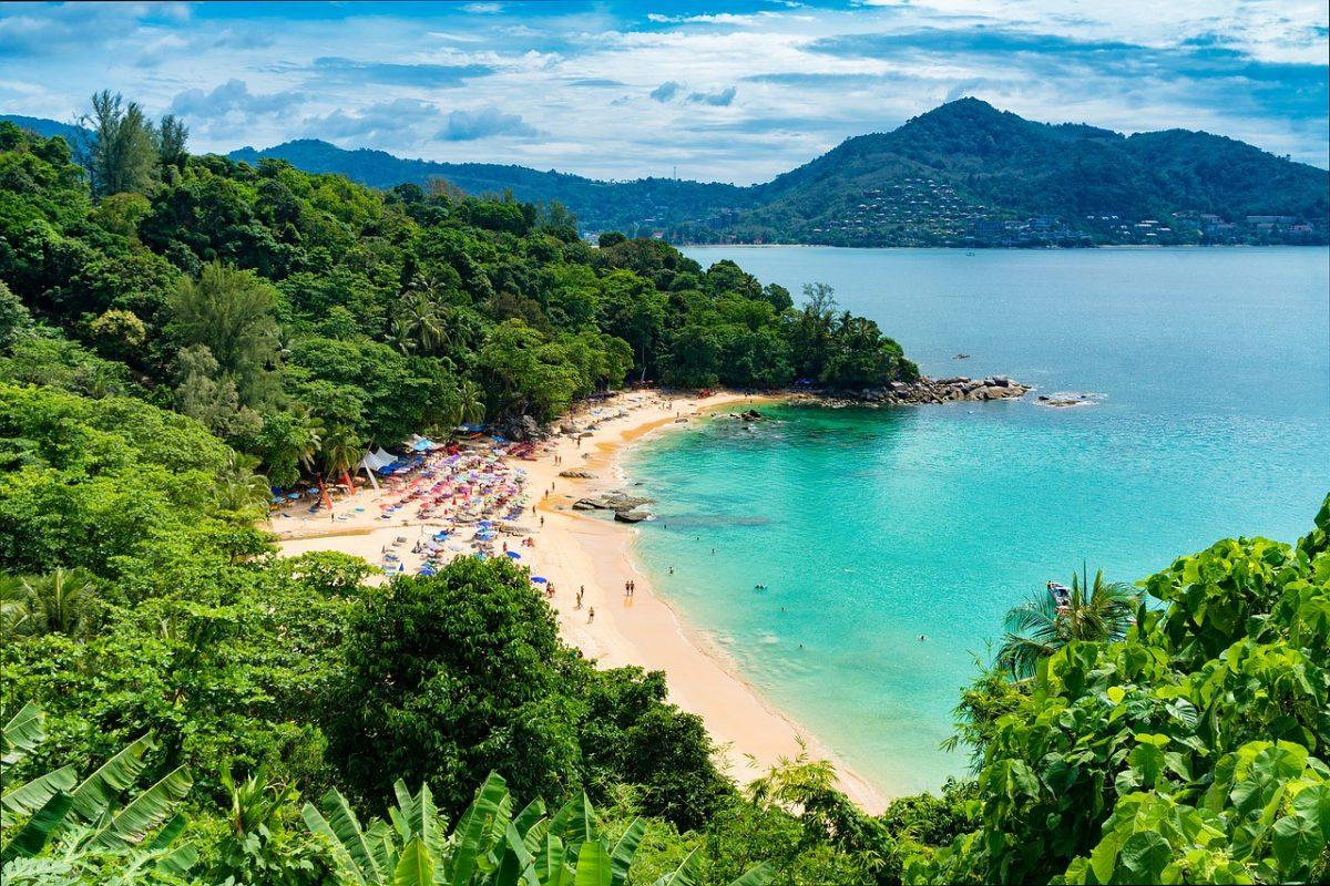 travelling to Phuket