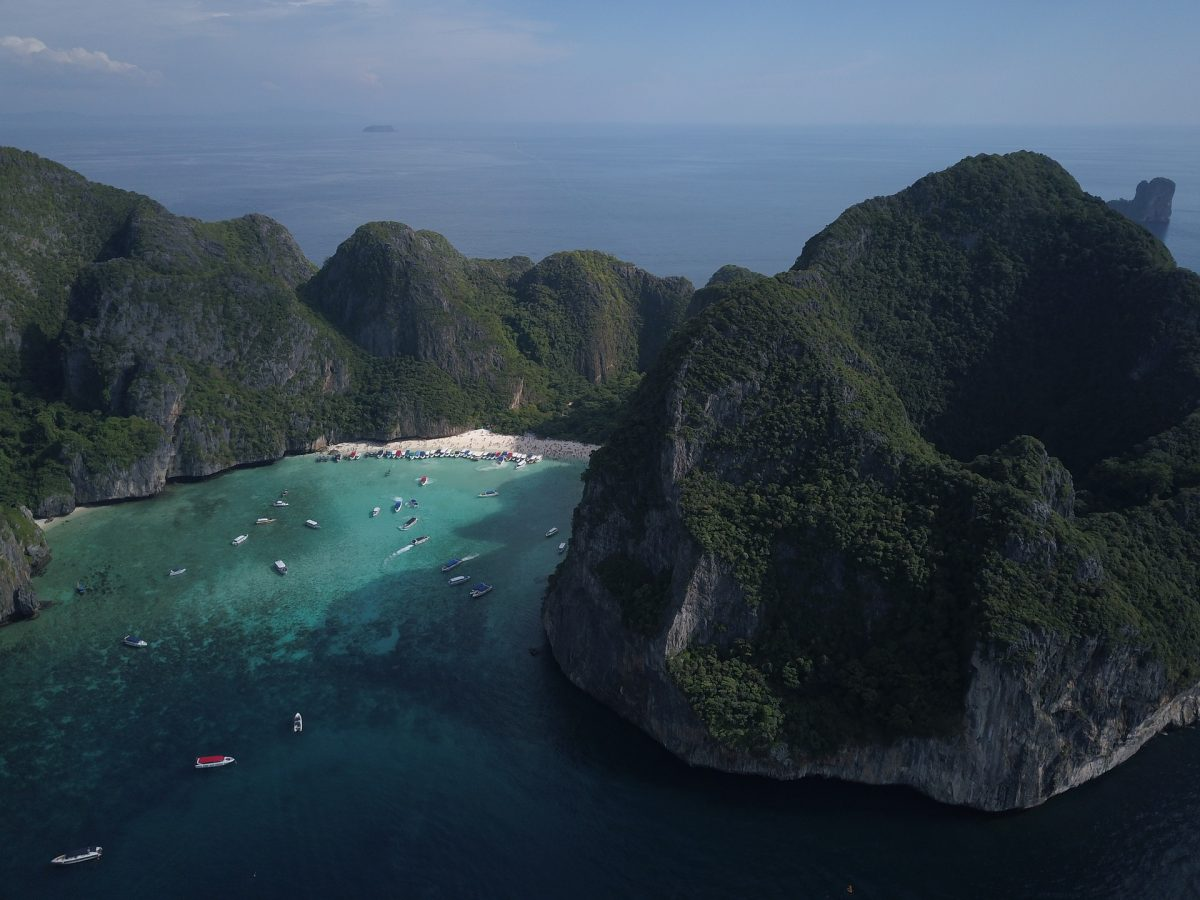 travelling to Koh Phi Phi