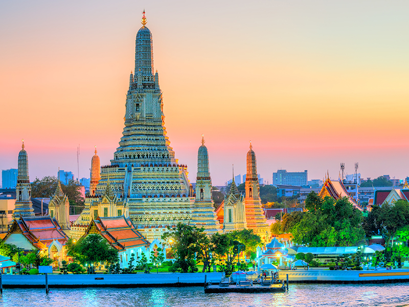 top travel destinations in asia