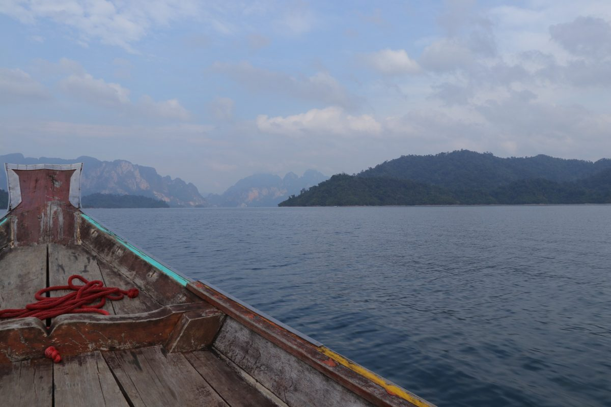 travelling to Khao Sok