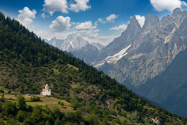 what to see in svaneti
