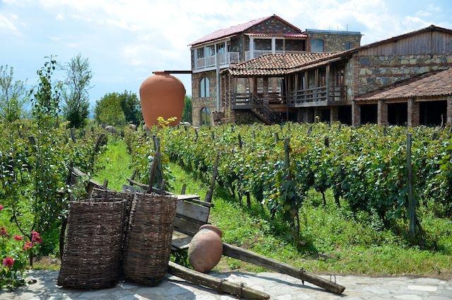 shumi winery kakheti