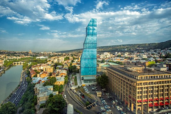 best places to stay tbilisi