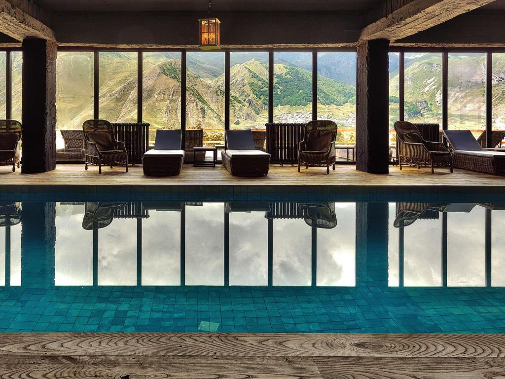 best mountain hotels georgia