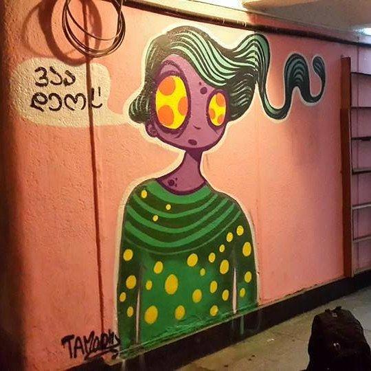 tbilisi street art