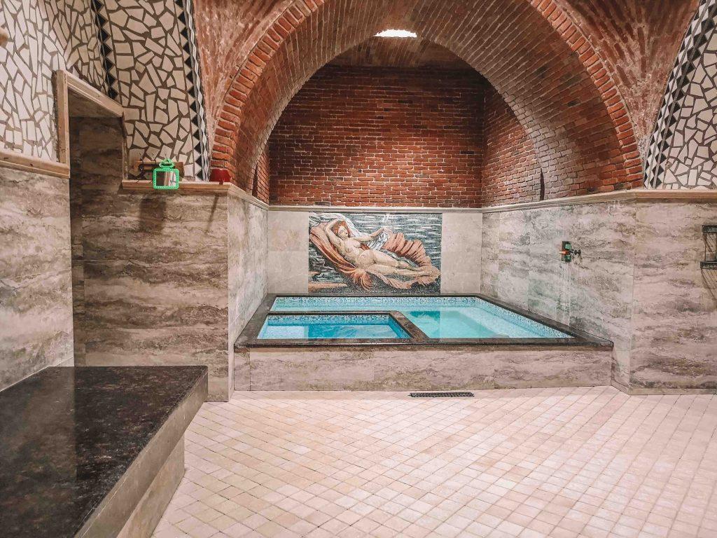 best sulfur baths in tbilisi