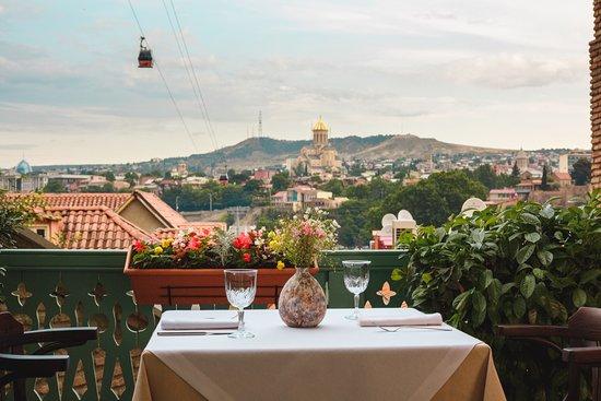 best georgian restaurants