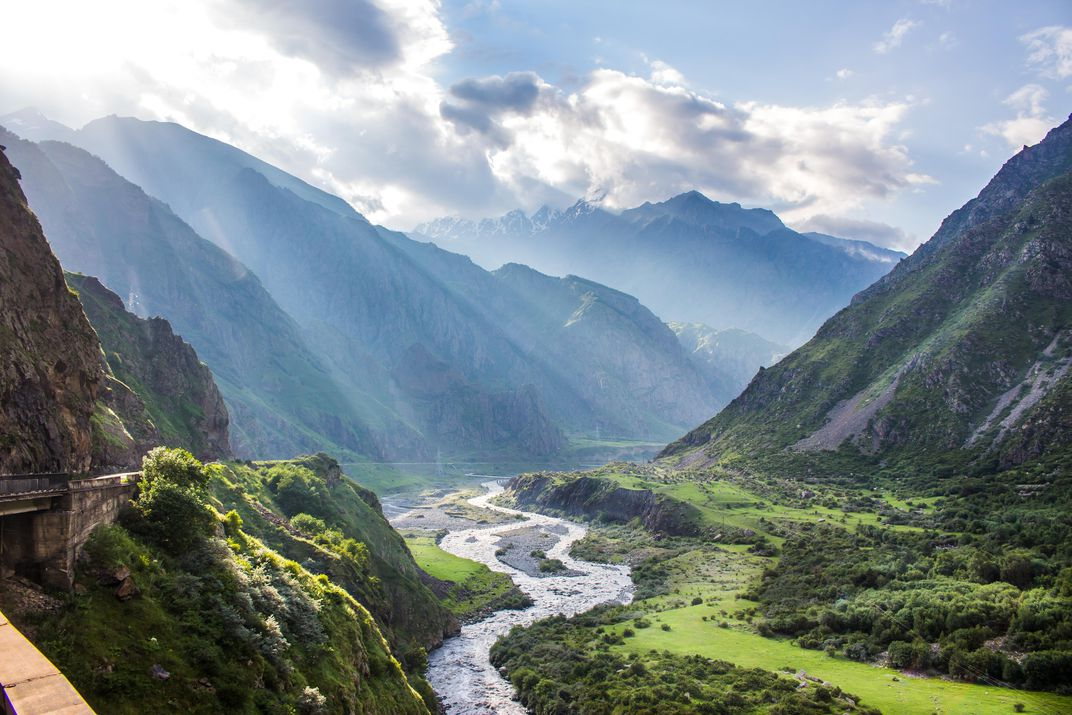 best countries to travel in caucasus