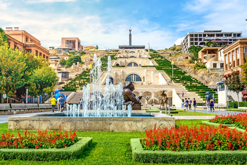 where to travel in caucasus